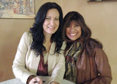 Lysa TerKeurst and Marisa Shadrick