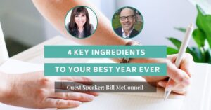 4 Keys to Your Best Year Ever