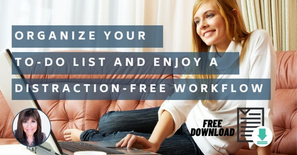 How to Not Get Overwhelmed by Your To-Do List