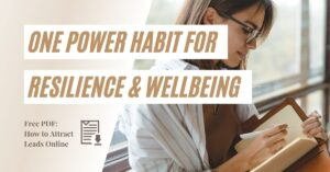 Develop a Power Habit and Start Journaling